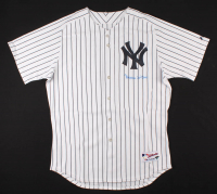 Robinson Cano Signed Yankees Jersey (Steiner COA & MLB Hologram) at PristineAuction.com