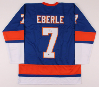 Jordan Eberle Signed Jersey (Beckett COA) at PristineAuction.com