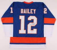 Josh Bailey Signed Jersey (Beckett COA) at PristineAuction.com
