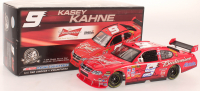 Kasey Kahne Signed LE #9 Budweiser 2008 Charger 1:24 Scale Stock Car (JSA COA) at PristineAuction.com