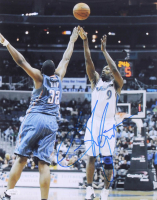 Gilbert Arenas Signed Wizards 11x14 Photo (JSA COA) at PristineAuction.com