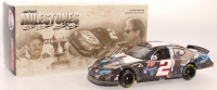 Rusty Wallace Signed LE #2 Milestones / 700th Start 2005 Dodge Charger 1:24 Scale Die Cast Car (JSA COA) at PristineAuction.com