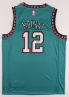 Ja Morant Signed Grizzlies Jersey (JSA COA) at PristineAuction.com