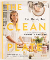 "Gwyneth Paltrow Signed ""The Clean Plate"" Hard-Cover Book (Beckett COA) at PristineAuction.com"