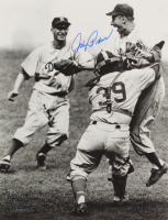 Johnny Podres Signed Dodgers 10x13 Photo (Sports Cards SOA) at PristineAuction.com