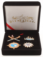 Disneyland 45th Anniversary Pin Set with Case at PristineAuction.com