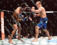"Urijah Faber Signed UFC 8x10 Photo Inscribed ""HOF 17"" (PSA COA) at PristineAuction.com"