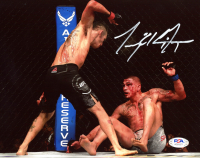 Tony Ferguson Signed UFC 8x10 Photo (PSA COA) at PristineAuction.com