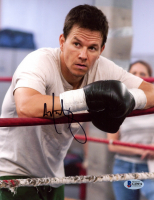 "Mark Wahlberg Signed ""The Fighter"" 8x10 Photo (Beckett COA) at PristineAuction.com"