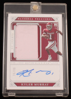 Kyler Murray 2019 Immaculate Collection Collegiate #145 Jersey Autograph at PristineAuction.com
