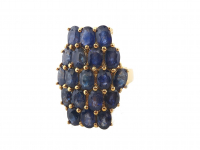 9.50ct Sapphire Ring (GAL Certified) at PristineAuction.com