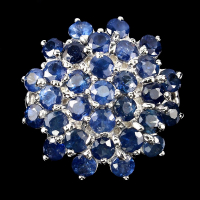 7.75ct Sapphire Ring (GAL Certified) at PristineAuction.com