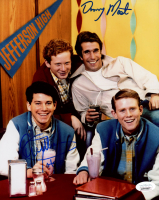 "Donny Most & Anson Williams Signed ""Happy Days"" 8x10 Photo Inscribed ""Potsie"" (JSA COA) at PristineAuction.com"