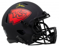 Tyreek Hill Signed Chiefs Full-Size Authentic On-Field Eclipse Alternate Speed Helmet (JSA COA) at PristineAuction.com