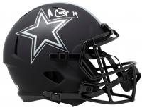 Amari Cooper Signed Cowboys Full-Size Eclipse Alternate Speed Helmet (JSA COA) at PristineAuction.com