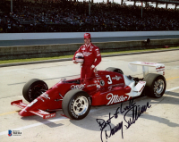 "Danny Sullivan Signed 8x10 Photo Inscribed ""Best Of Luck"" (Beckett COA) at PristineAuction.com"