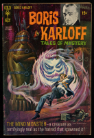 1969 Boris Karloff Tales of Mystery Issue #27 Gold Key Comic Book at PristineAuction.com