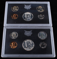 Lot of (2) 1968-S United States Proof Sets at PristineAuction.com