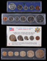 Lot of (4) United States Mint Sets with 1965, 1966, 1971 & 1976 at PristineAuction.com