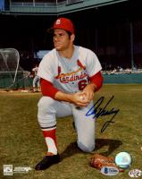 Al Hrabosky Signed Cardinals 8x10 Photo (Beckett COA) at PristineAuction.com