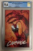 "2018 ""Web Of Venom: Carnage Born"" Issue #1 Marvel Comic Book (CGC 9.6) at PristineAuction.com"