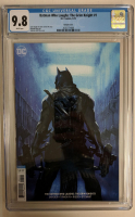 "2019 ""The Batman Who Laughs"" Issue #1B DC Comic Book (CGC 9.8) at PristineAuction.com"