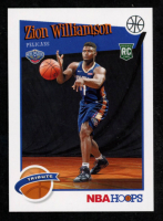 Zion Williamson 2019-20 Hoops #296 at PristineAuction.com