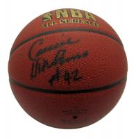 Connie Hawkins Signed NBA Basketball (Beckett COA) at PristineAuction.com