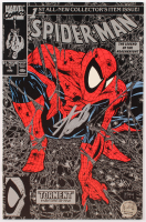 "Stan Lee Signed 1990 ""Spider-Man"" Issue #1 Marvel Comic Book (Lee COA) at PristineAuction.com"