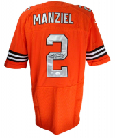 Johnny Manziel Signed Browns Jersey (JSA COA) at PristineAuction.com