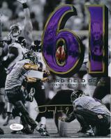Justin Tucker Signed Ravens 8x10 Photo (JSA COA) at PristineAuction.com