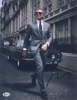 "Daniel Craig Signed ""007"" 11x14 Photo (Beckett COA) at PristineAuction.com"