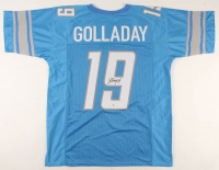 Kenny Golladay Signed Jersey (Beckett COA) at PristineAuction.com