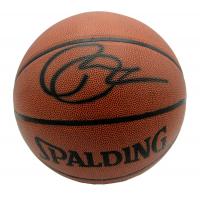 Pat Riley Signed NBA Basketball (JSA COA) at PristineAuction.com