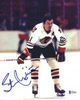 Stan Mikita Signed Blackhawks 8x10 Photo (JSA COA) at PristineAuction.com