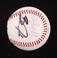 Barry Zito & Mark Mulder Signed OL Baseball (JSA COA) at PristineAuction.com