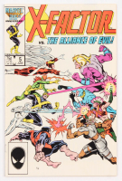1986 X-Factor Issue #5 Marvel Comic Book at PristineAuction.com