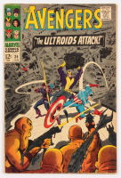 1967 The Avengers Issue #36 Marvel Comic Book at PristineAuction.com