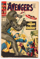 1967 The Avengers Issue #37 Marvel Comic Book at PristineAuction.com