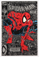 Spider-Man Issue #1 Silver Edition Marvel Comic Books at PristineAuction.com