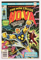 1976 The Man Called Nova Issue #1 Marvel Comic Book at PristineAuction.com