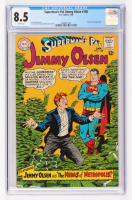 1968 Superman's Pal Jimmy Olsen Issue #108 DC Comic Book (CGC 8.5) at PristineAuction.com