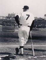 Mickey Mantle Yankees 16x20 Photo at PristineAuction.com