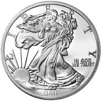 1 Troy Oz .999 Silver Round - Walking Liberty (Uncirculated) at PristineAuction.com