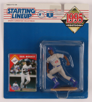 Raul Mondesi 1995 Starting Lineup Figure With Collectible Card at PristineAuction.com