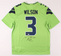 Russell Wilson Signed Seahawks Jersey (PSA COA & Wilson COA) at PristineAuction.com