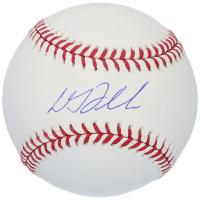 D.J. LeMahieu Signed OML Baseball (Fanatics Hologram) at PristineAuction.com