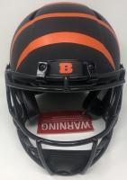 Joe Burrow Signed Bengals Eclipse Alternate Full-Size Authentic Speed Helmet (Fanatics Hologram) at PristineAuction.com