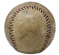 Babe Ruth Signed Baseball With High-Quality Display Case (PSA LOA) at PristineAuction.com