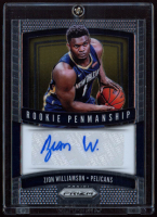 Zion Williamson 2019-20 Panini Prizm Rookie Penmanship #19 at PristineAuction.com